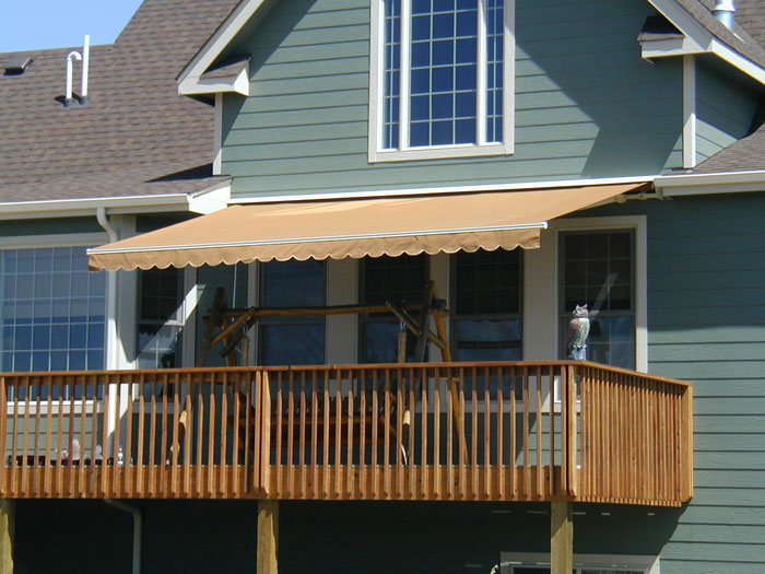 Awnings | Retractable Patio Awnings | ShadeTree® Canopies