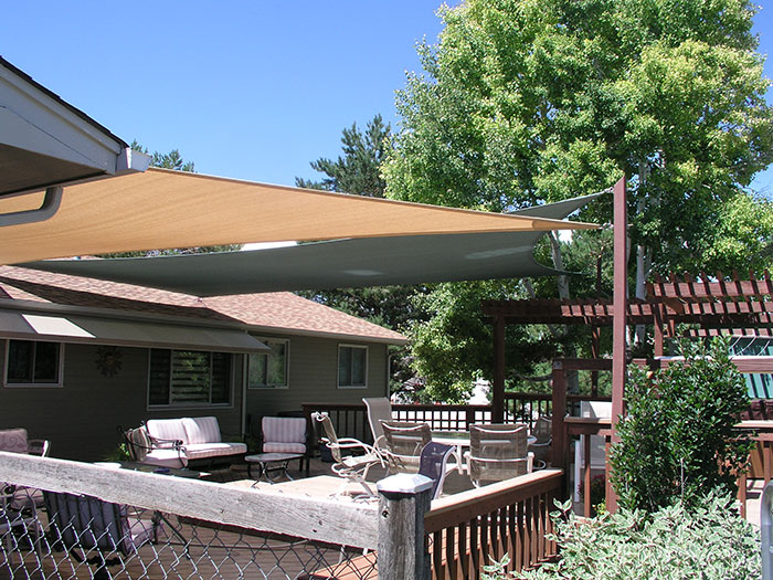 Msta party event rental tents for Colorado shade sail